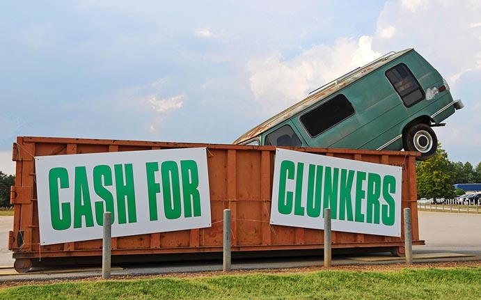 Cash For Clunkers Detroit